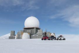 Мастера экстрима покорили Гренландию