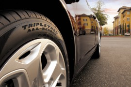 Всесезонные шины: укрепление позиций с помощью TPMS