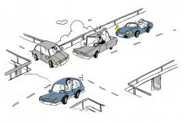 Психология вождения: семь водительских психотипов