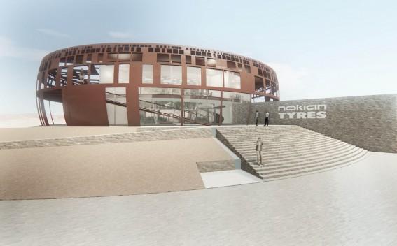 Концерн Nokian Tyres начал строительство нового технологического центра в Испании