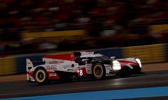 Michelin празднует очередную победу в Ле-Мане
