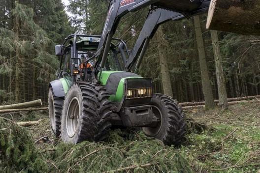 Nokian разработала новые тракторные шины