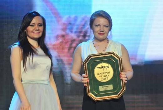 Украинское отделение Continental получило награду «Фаворит успеха»