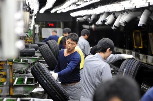 Kumho сокращает объемы производства