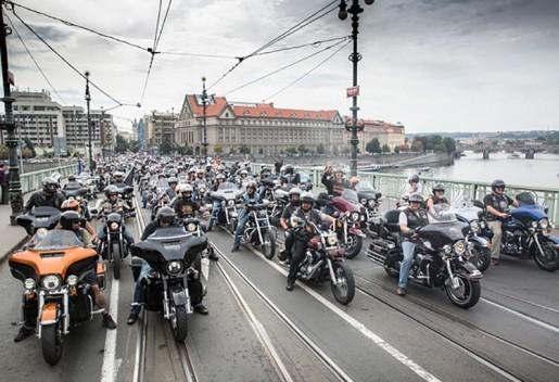 Dunlop приняла участие в праздновании 115-летия Harley-Davidson