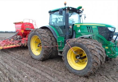 В Полтаве разработали новую систему регулировки давления в шинах