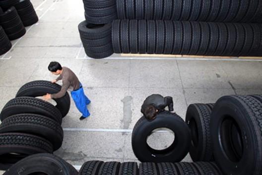 ЕС не вводит повышенные пошлины на китайские грузовые шины