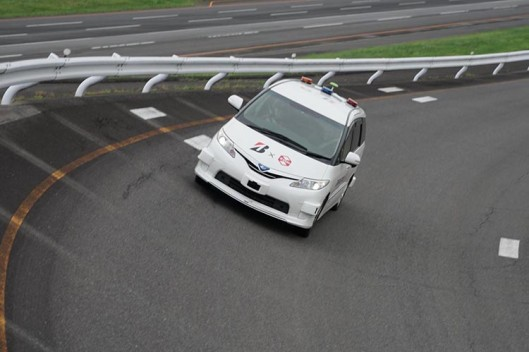 Bridgestone откажется от пилотов в тестах шин на уровень шума