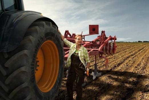 Continental выводит на рынок новые шины для тракторов
