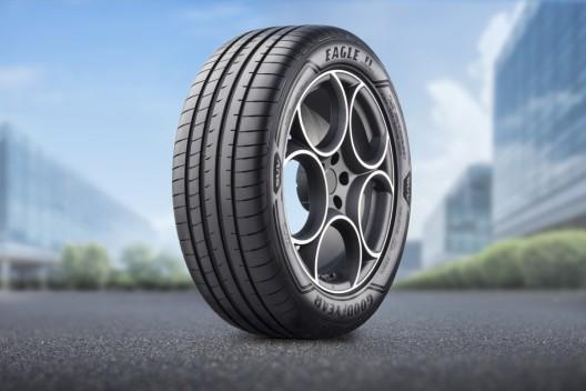 Первый электрический кроссовер Audi e-tron будет оснащён шинами Goodyear