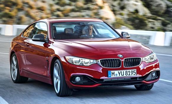Шины Hankook для нового BMW 4-Series