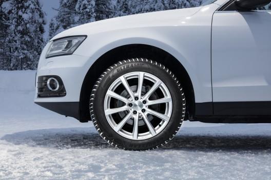 Зимние тесты шин подтвердили преимущества шин Goodyear