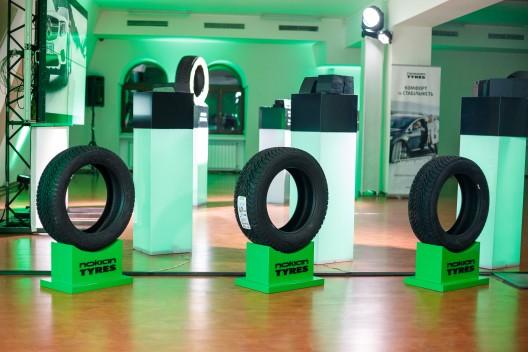 Nokian Tyres презентовала новинки зимних шин