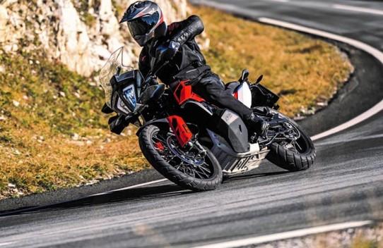 Avon укомплектовала шинами новый мотоцикл от KTM