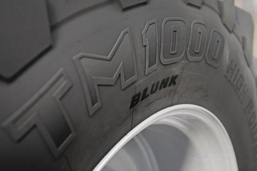 Trelleborg начала оформлять заказы на «именные» шины