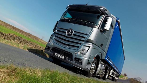 В Британии могут запретить грузовые шины старше десяти лет