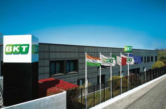 BKT открыла новый центральный европейский офис