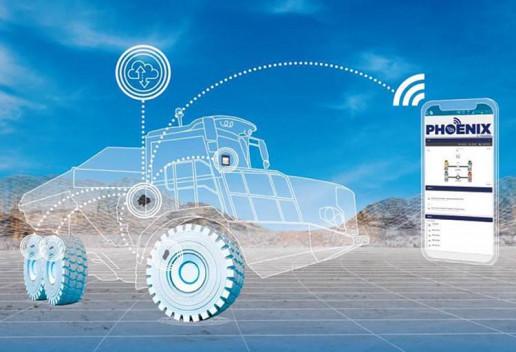 Trelleborg представила новую систему TPMS