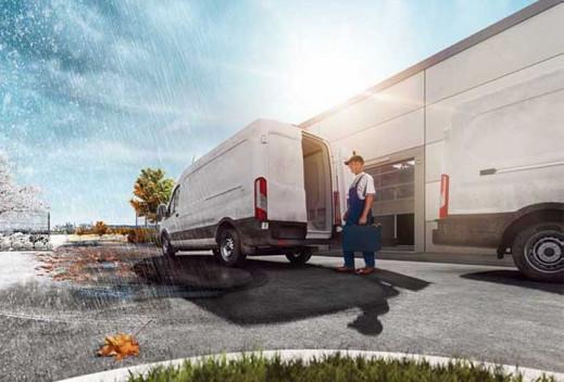 На рынок выходят новые легкогрузовые шины Barum