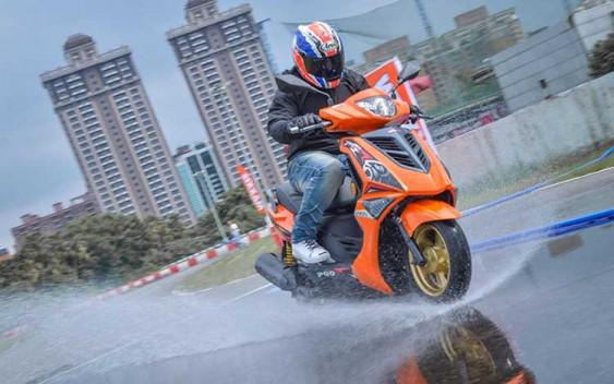 Maxxis разработала всепогодные шины для скутеров