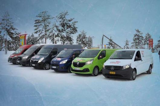 Hankook выпускает новые зимние коммерческие шины