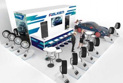 Falken анонсировала выпуск новых энергоэффективных шин