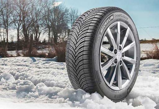 В Michelin уточнили сезонность шин CrossClimate