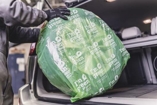 """Nokian Tyres переходит на """"зеленые"""" чехлы для шин"""