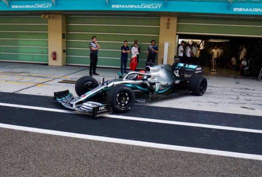 Команды F1 не смогут отказаться от 18-дюймовых шин