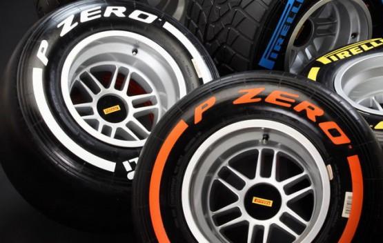 Заявлены шины на Гран-при Испании, Монако и Канады