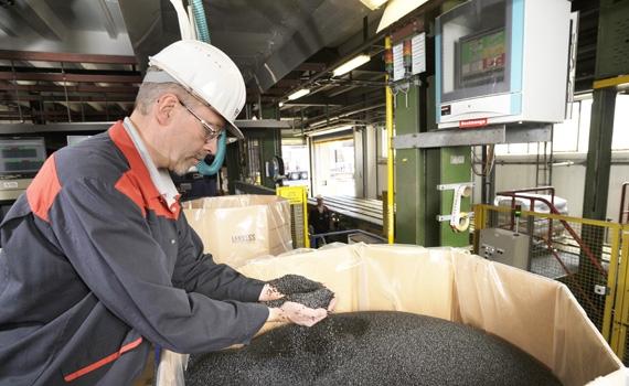 Lanxess запускает новый завод