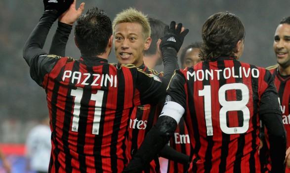 Toyo стала спонсором «Милана»