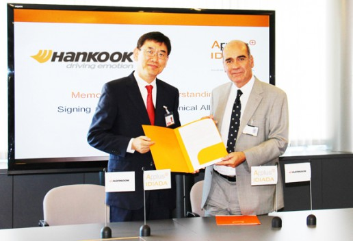 Hankook и IDIADA договорились о сотрудничестве