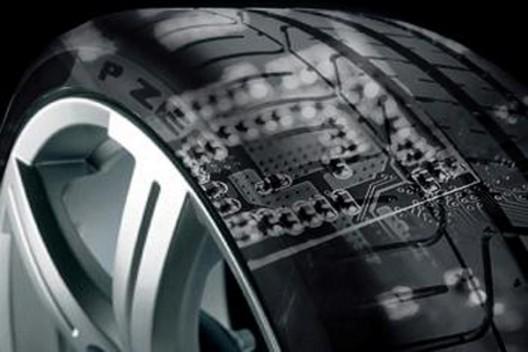 Pirelli продолжает разработки Cyber Tyre
