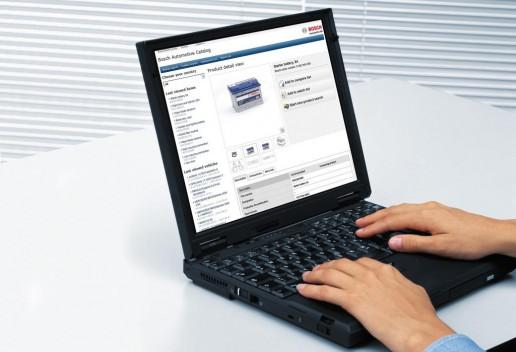 Bosch расширяет свой онлайн-каталог автомобильных запасных частей