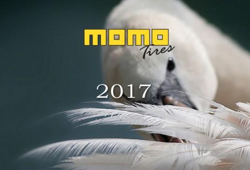 Представлен «птичий» календарь от Momo Tires