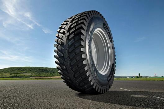 Michelin презентовала новые агрошины