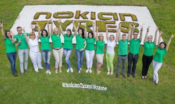 Представительству Nokian Tyres в Украине – 11 лет