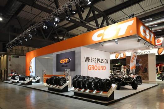 Maxxis пополнила линейку бренда CST
