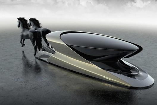 Дизайнеры нашли применение сферической шине Goodyear