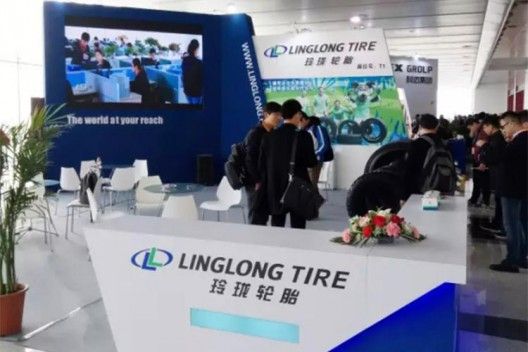 Linglong напечатала полиуретановую шину на 3D-принтере
