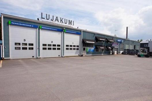 Marangoni стала партнером финской Lujakumi