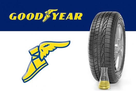 Goodyear начала использовать сою в производстве шин