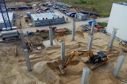 Bridgestone начала расширение завода в Польше
