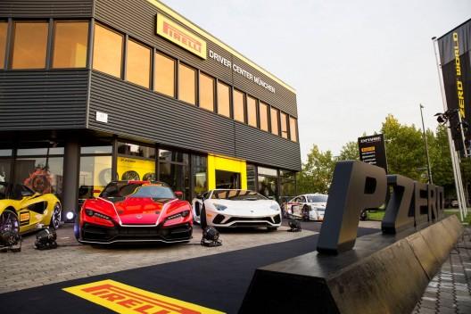 Pirelli открыла первый в Европе магазин P Zero World