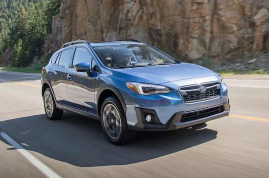 Шины Falken вошли в комплектацию Subaru Crosstrek