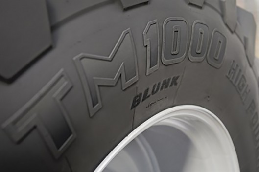 Клиенты Trelleborg смогут заказать свой логотип на шинах