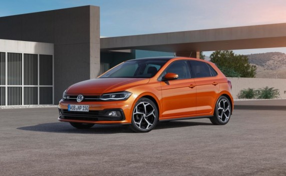 Шины Falken одобрены для комплектации VW Polo