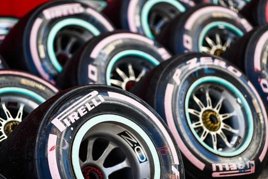 Pirelli выбирает название для новых «формульных» шин