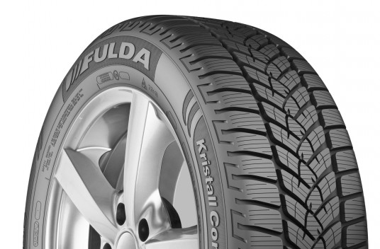 Fulda начинает продажи зимних скоростных шин Kristall Control SUV